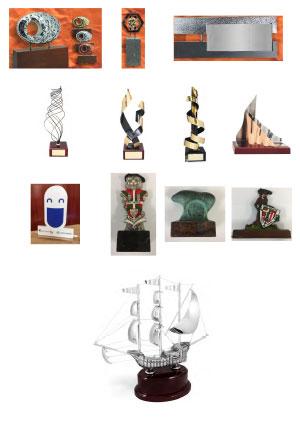 Catálogo de Trofeos varios