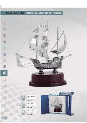 Catálogo de Barcos