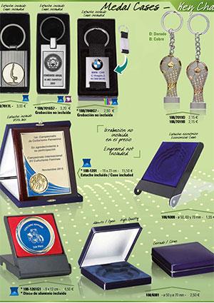 Catálogo de Medallas y Llaveros