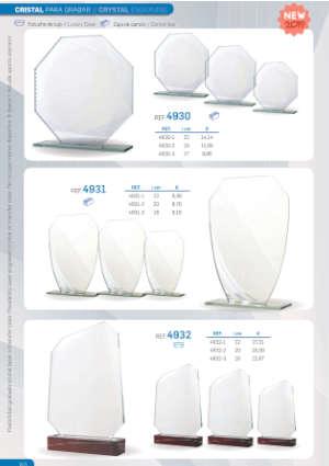 Catálogo de Cristales