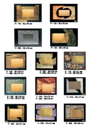 Catálogo de Placas